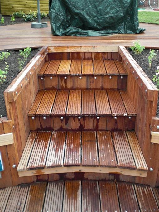 Fraxinus hoveniers en boomverzorging aanleg for Trap mooi maken